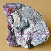Agrellite with Eudialyte