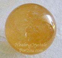 Golden Calcite
