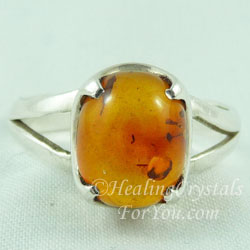 Amber Stone Is A Potent Healer Clears The Mind Amp Eases Stress