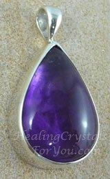 Purple Amethyst Crystals