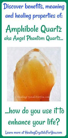 Amphibole Quartz