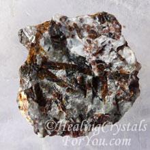 Raw Astrophyllite