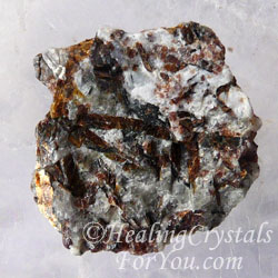 Astrophyllite Helps You Find Your Life Purpose