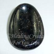 Astrophyllite Palmstone