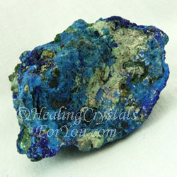 Stone of Heaven: Azurite Meaning, Uses and Healing Properties
