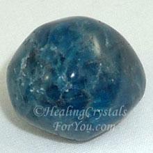 Blue Apatite