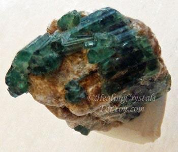 Mixed Blue & Green Tourmaline