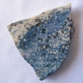 Blue Muscovite Aids Problem Solving, Receive Answers In The Moment