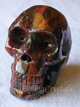 Bustamite Skull