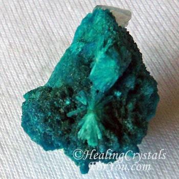 Cavansite Crystal