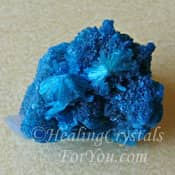 Blue Cavansite