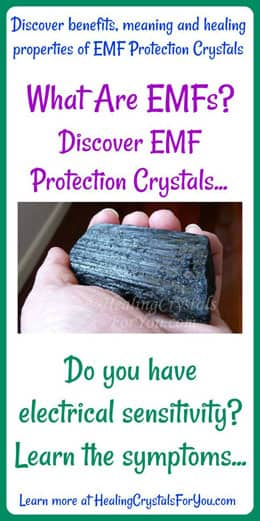 EMF Protection Crystals