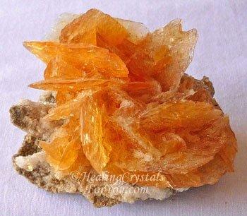 Golden Selenite