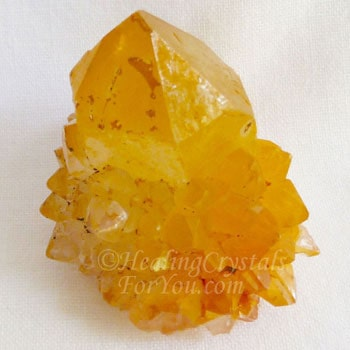 Citrine Spirit quartz