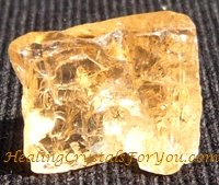 Golden Yellow Imperial Topaz