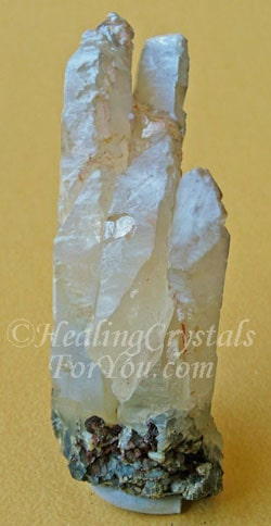 Growth Interference Quartz