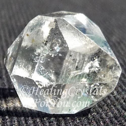 Herkimer Diamonds are high crystal energy stones