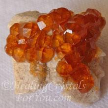 Hessonite Garnet