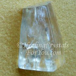 Hiddenite Crystal