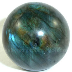Labradorite Crystal Ball