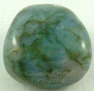 Moss Agate Meaning & Use: Creates Grounded Balance In Your Life