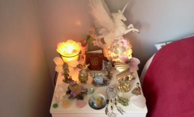 My Little Fairy And Crystal World