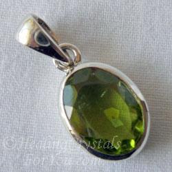 Peridot Gemstone Pendant
