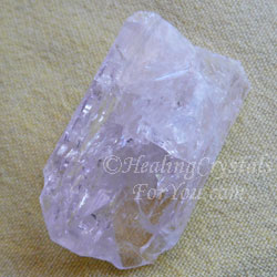 Pale Pink Danburite