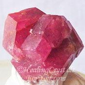 Pink Garnet