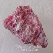 Gemmy Rhodonite aka Pyroxmangite
