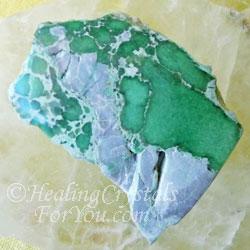 Variscite Natural Stone