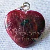 Ruby Stone Pendant