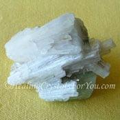 Natural Scolecite