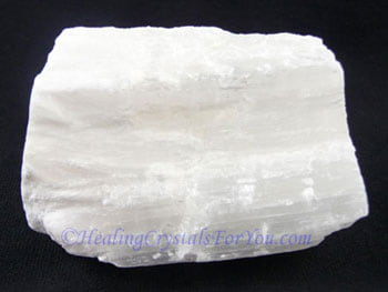 White Selenite