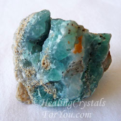 Blue Smithsonite