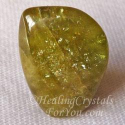Sphene Crystal