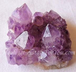 Purple Spirit Quartz