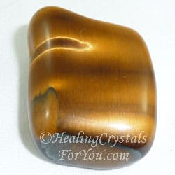 Tigers Eye Crystal