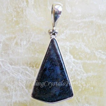 Vivianite Pendant