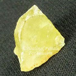 Yellow Apatite