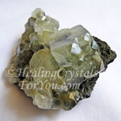 Yellow Datolite