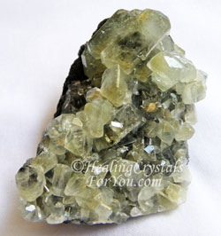 Yellow Green Datolite