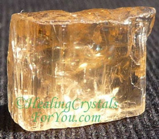 yellow topaz gemstone meaning